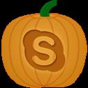 Skype Pumpkin-128