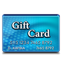 Gift Card 2-128