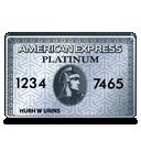 American Express Platinum-128