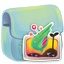 Gaia10 Folder Pictures Icon