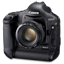 Canon 1D side Icon