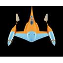Naboo Star Fighter Star Wars-128