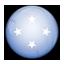 Flag of Micronesia icon
