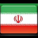 Iran Flag-128