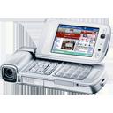 Nokia N93 silver-128