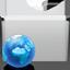 Folder Sites Graphite icon