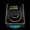 BlueRaydisk Gold-128