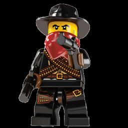 Lego Gunslinger
