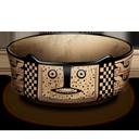 Diaguita Ceramic Bowl-128