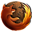 Firefox Wooden icon