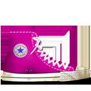 Converse Pink dirty-128