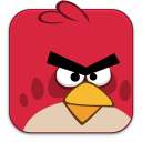 Angry Birds Red-128