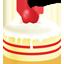 Big Ice Cream Cake Icon