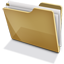 TFolder Yellow Full icon