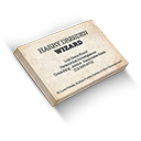 Harry Dresden Business Card-128