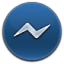 Messenger Round icon