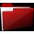 Folder red-48
