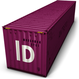 InDesign Container