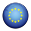 Flag of European Union icon