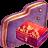 Personal Storage Violet Folder-48