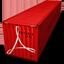 PDF Container Icon