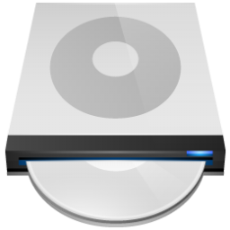 Dvd Drive Icon Download Simple Icons Iconspedia