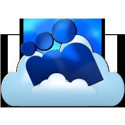 MySpace cloud