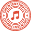 Ping stamp Icon