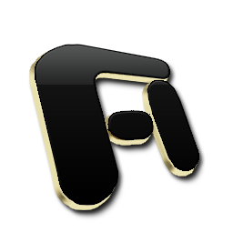 Microsoft Access Black and Gold