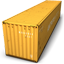 Yellow Container icon