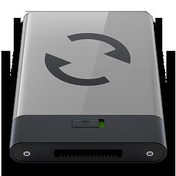 HDD Grey Sync B
