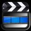 MPEG Stream Clip Icon