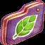 Leafie Violet Folder-64