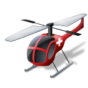 Medical Helicopter-128
