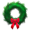 Holiday wreath-128