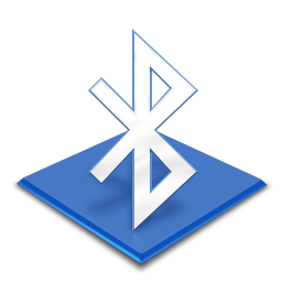 Bluetooth File Exchange Icon Download Leopard Icons Iconspedia
