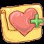 Folder Favheart-64