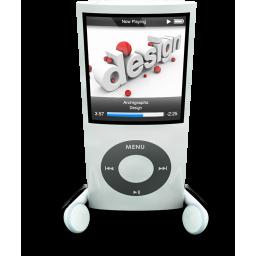 White iPod Nano