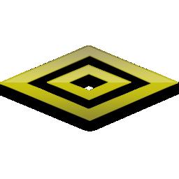 Umbro yellow