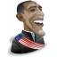 Barak Obama Icon