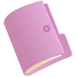 Folder lila