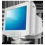 Monitor CRT icon