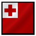 Tonga Flag-128