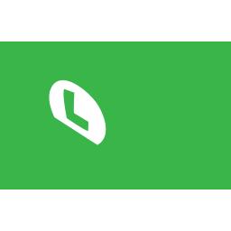 Hat Luigi Icon Download Super Mario 2 Icons Iconspedia