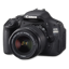 Canon 600D side Icon