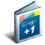 Google Plus One Book icon