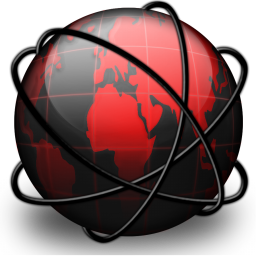 Entire Network black red
