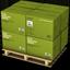 Green Boxes icon