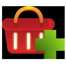Shoppingbasket add