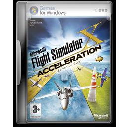 Flight Simulator Acceleration